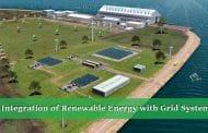 تلفیق انرژی تجدیدپذیر با سیستم شبکه