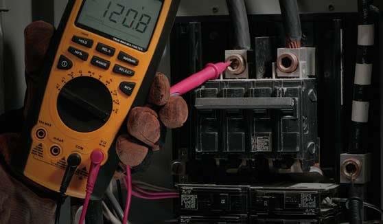 کاربرد مولتی متر در تجهیزات الکتریکی و الکترونیکی