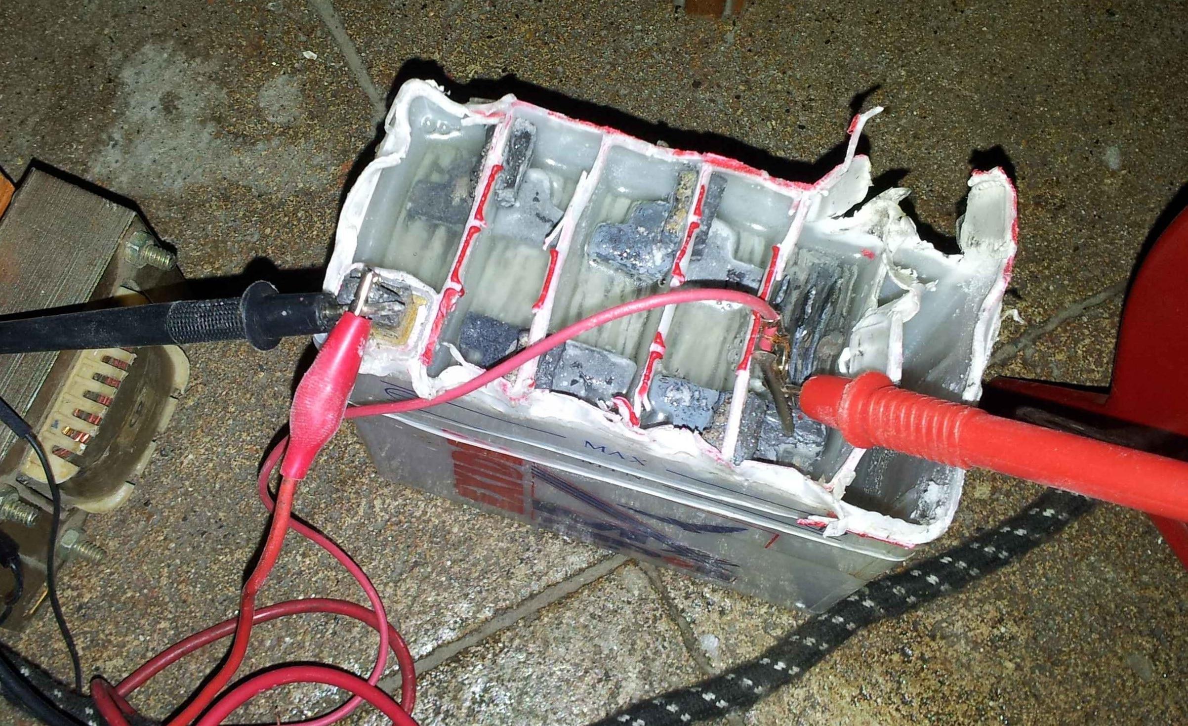 باتری های سلول نیکل-آهن