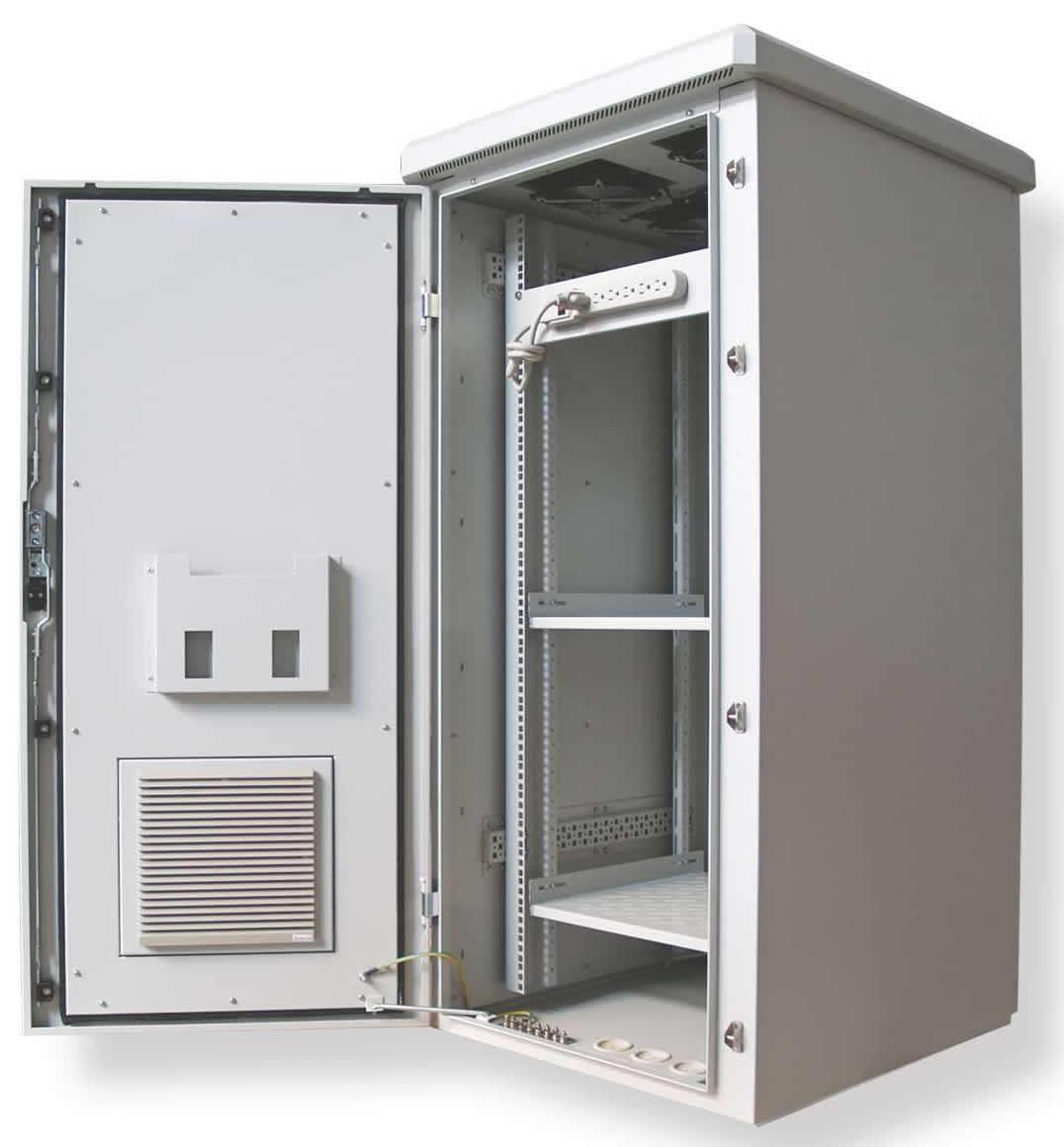 محافظت از رک های تجهیزات الکتریکی