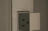خلاقیت در طراحی پریز برق