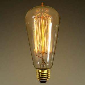 لامپ های حلزونی