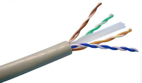 کاربرد کابل های پیچیده شده