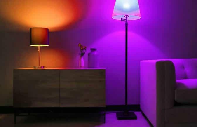 لامپ های اصلاح کننده و افزایش دهنده رنگ