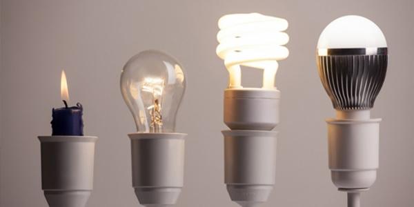 انواع لامپ های ال ای دی