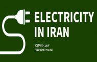 ولتاژ استاندارد در ایران